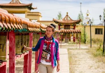 Монголия. Автотур с Алтай Маршрут